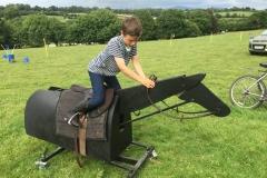 mech horse